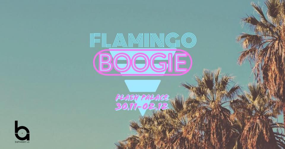 Flamingo Boogie Flash Palace 80' / Pałac Debrznica 30.11-2.12.2018