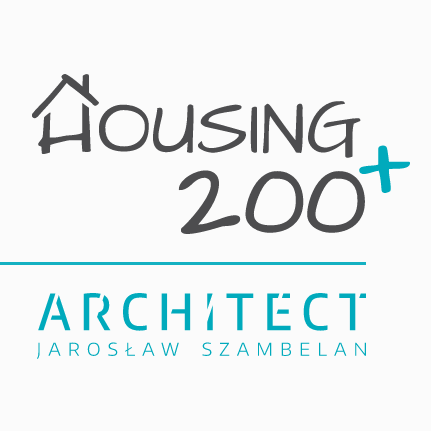 Housing 200+ Architect Jarosław Szambelan